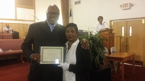 92nd Church Anniversary Recognitions and Presentations