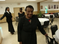Sis. Martha Caddell, Committee Key Leader