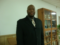 Rev. James Cook Jr., Instructor