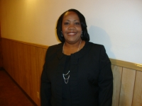 Sis. Cynthia Redwine, Director, Youth Ministry