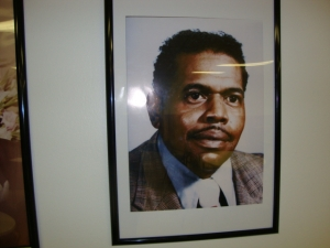 Rev. George W. Johnson, Sr. Pastor (1984-1985)