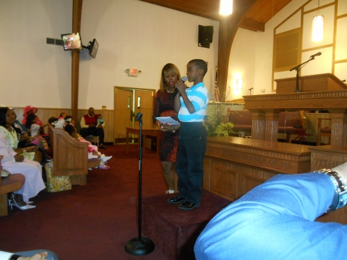 Easter Speeches 2014